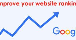 effective methods to rank your website