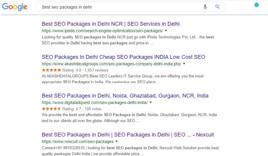 SEO packages in delhi | best SEO packages in delhi | SEO package in Delhi